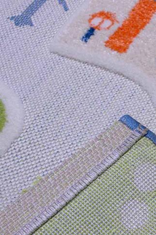 Ковер FULYA 8F86A green-blue