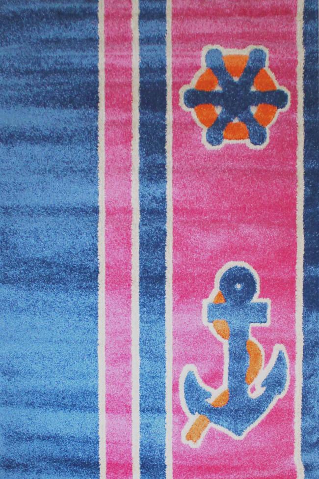 Килим FULYA 8F87A blue