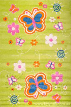 FULYA 8C66B 10523 Идеальный коврик в детскую комнату с разнообразными рисунками, не вызывает аллергию.