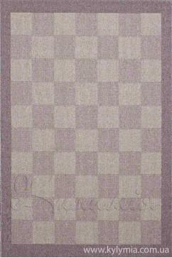Ковер ENNEA 901 CHESTNUT/CREAM Прямоугольник из Полипропилен производства Греция  в коричневых цветах - фото М
