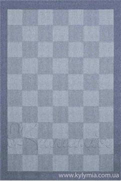 Ковер ENNEA 901 GREY/SUGAR Прямоугольник из Полипропилен производства Греция  в серых цветах - фото М