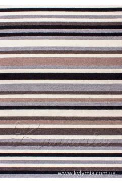 Ковер STARK SILVER/MOCHA Прямоугольник из Полипропилен производства Греция  в серых цветах - фото М