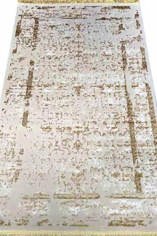 Килим MANYAS P0920 civory-ivory polyester