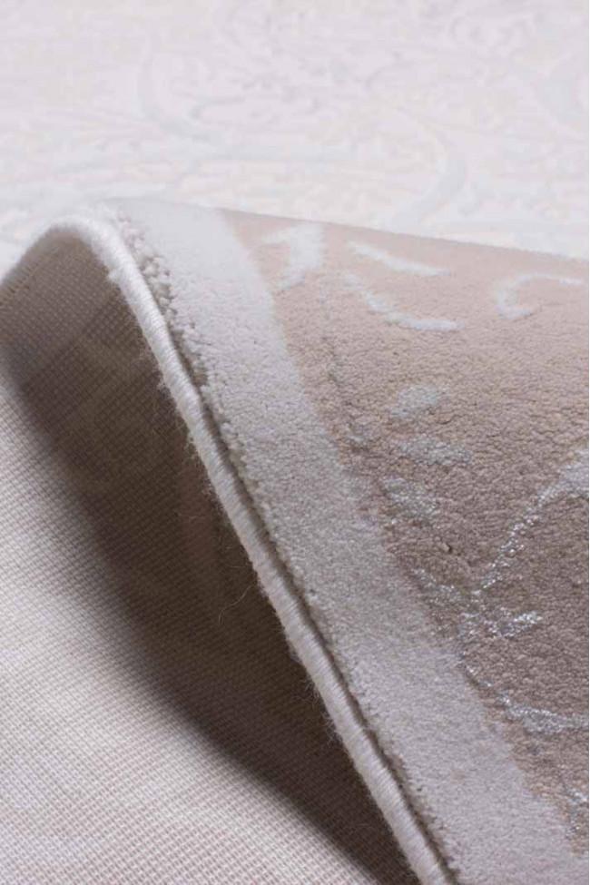Килим MYRAS 8609A cbone-cream