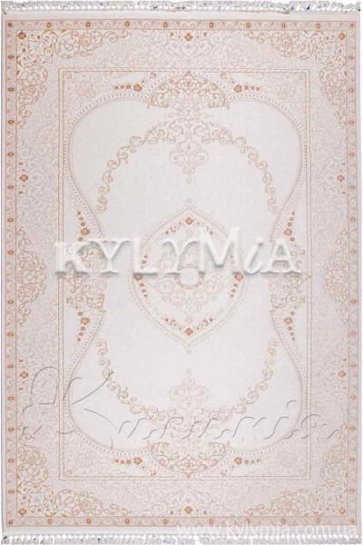 Килим MYRAS 8605C cream-cream