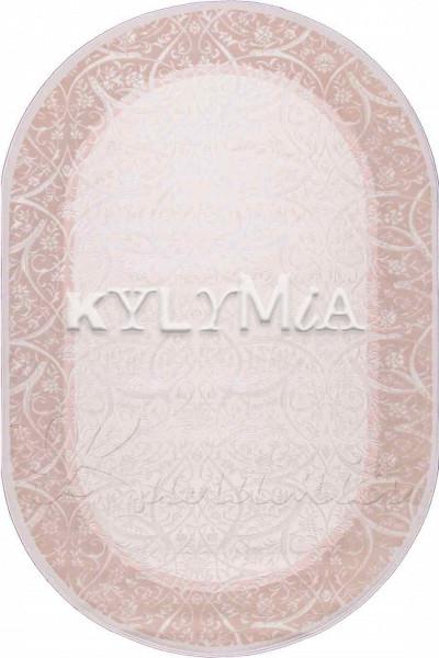 Килим MYRAS 8609A cbone-cpink