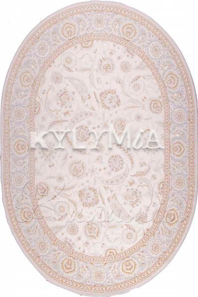 Килим MYRAS 9497A cbone-clight blue