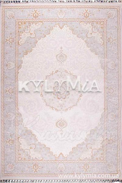 Килим MYRAS 9696A cbone-clight blue