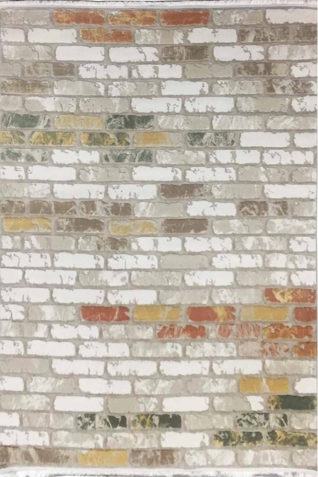 Килим NESSA P848A beige-beige