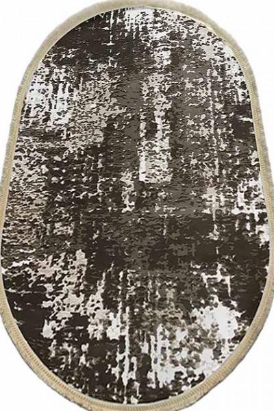 Ковер NUANS W3226 brown-cbeige