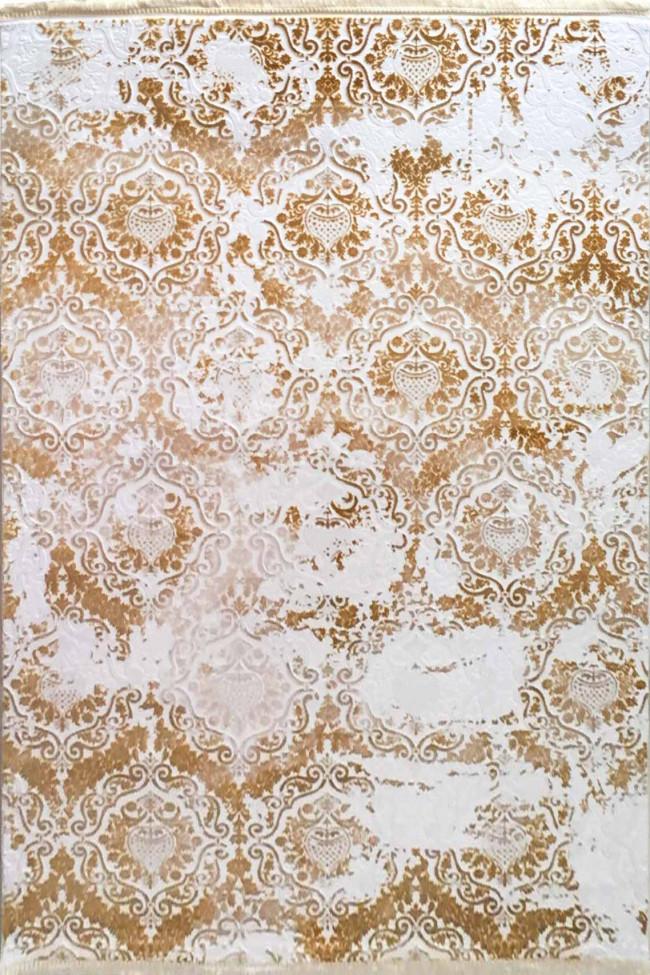 Ковер NUANS W6249 beigh-gold