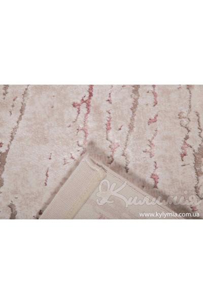Ковер QUASAR N104A hblight pink-cream