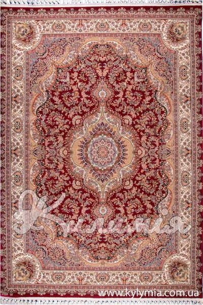 Ковер SEHRAZAT 9207A red-cream