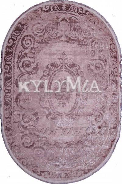 Килим TABOO G886B cokme lila-lila