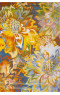 Ковер TEXAS AI14B yellow-white