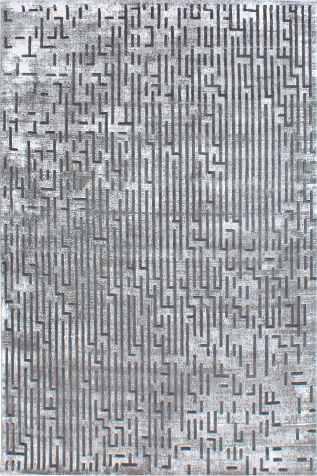 Ковер VALS W3943 c grey-dgrey