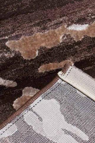 Ковер VOGUE 9851A brown-dbrown