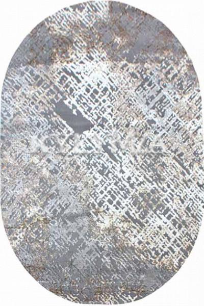 Ковер ZARA W3983 grey-lbeige