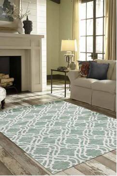 ZELA 116905 18127 Практичные ковры из гобелена, практически безворсовые. Создают уют, легки в уборке.